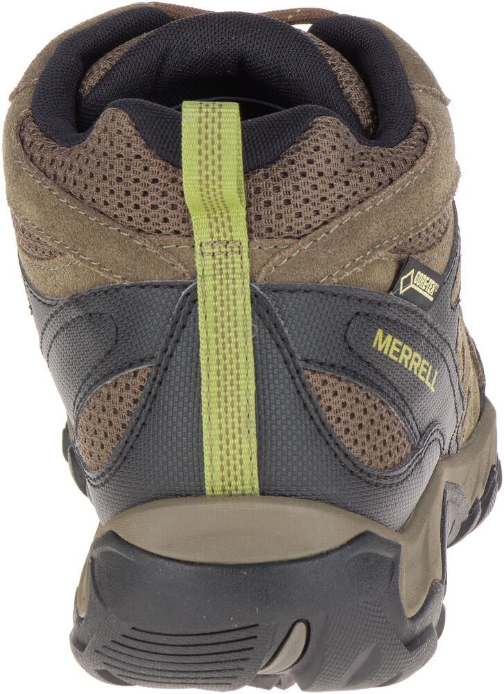 Chaussure Merrell Mi Gars Outmost Hommes Gore-tex - Brown KKz7cR